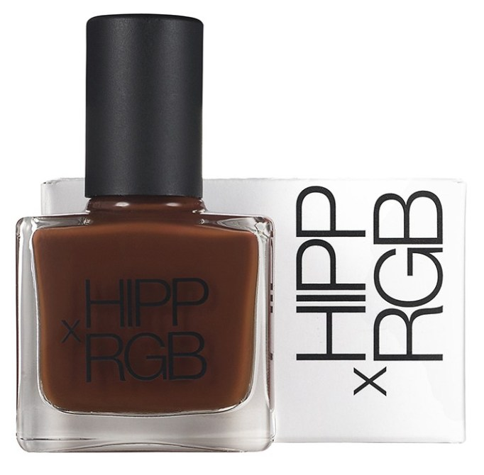 Ugly Nail Polish Colors Are Trending For Summer 2017: Hipp x RGB Nail Tint in T4 | Summer Makeup Trends 2017