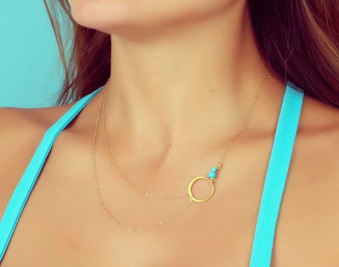 6 Ways to wear turquoise jewelry