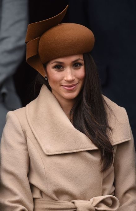 Celebrity Beauty Resolutions to Steal for 2018 | Meghan Markle — Stop Biting Her Nails