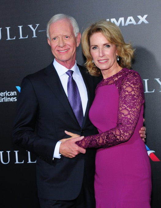 Sully and Lorrie Sullenberger