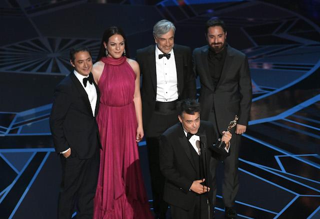 Powerful Oscar speeches 2018: Sebastián Lelio