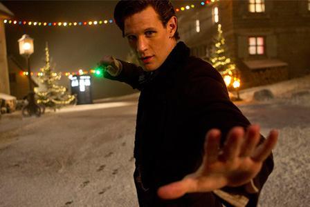 Doctor Who quiz: Matt Smith's coolest