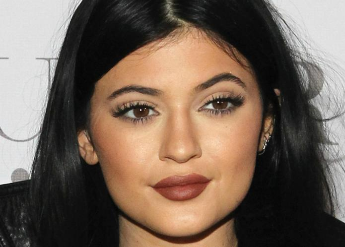 The makeup trick that makes Kylie