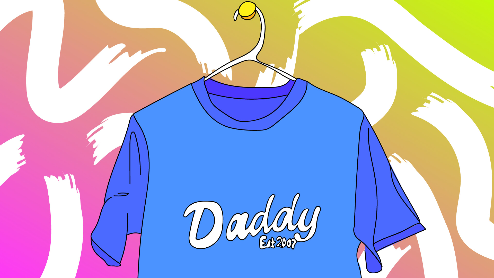 f02a52edd Make Dad or Grandpa This Easy DIY T-Shirt for Father's Day – SheKnows