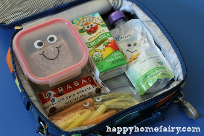 Ways To Make Your Kid's Lunch Special | Crafty Critters