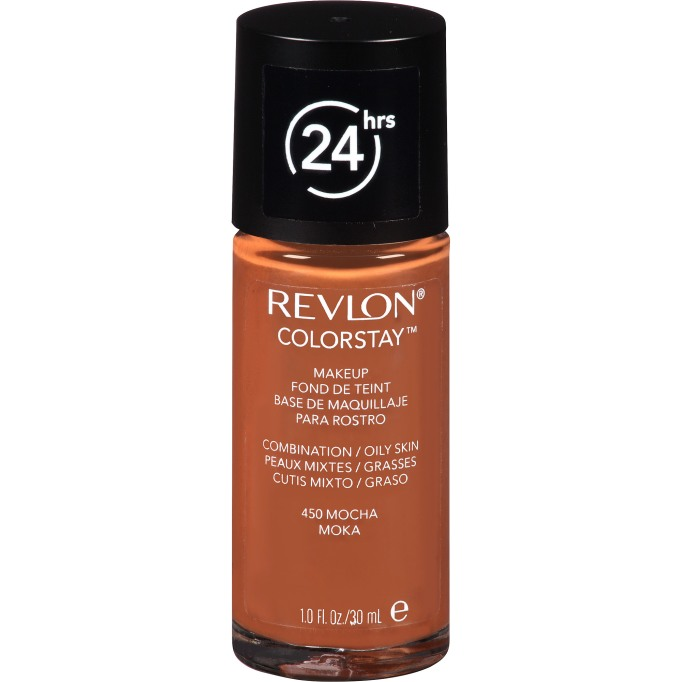 The Best Drugstore Foundations for Oily Skin: Revlon ColorStay Makeup for Combination/Oily Skin | Summer Makeup 2017