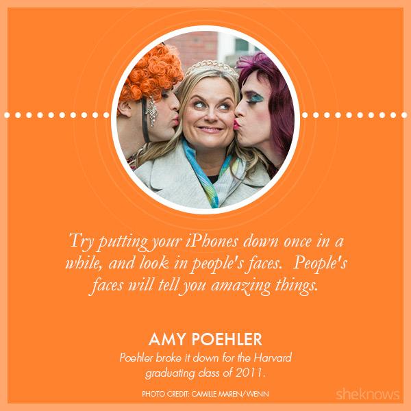 tina fey vs amy poehler quotes who said it sheknows