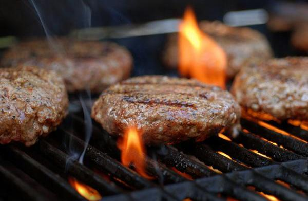 Grill the best burgers