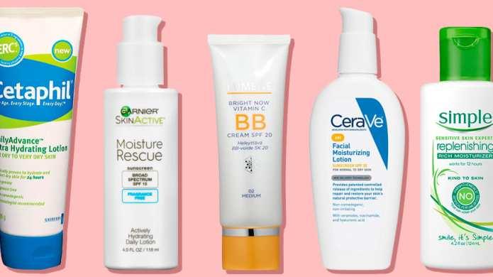 The 7 best under-$15 drugstore moisturizers
