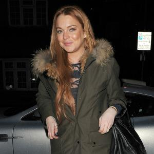 VIDEO: Lindsay Lohan a wreck over