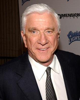Me and Leslie Nielsen