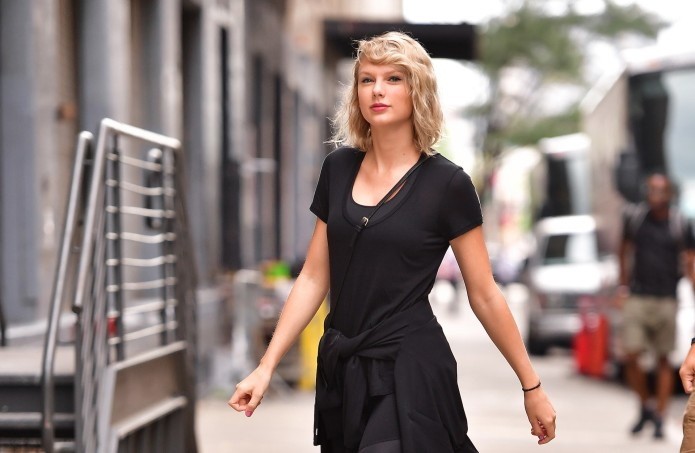 Taylor Swift Refused To Be Victim