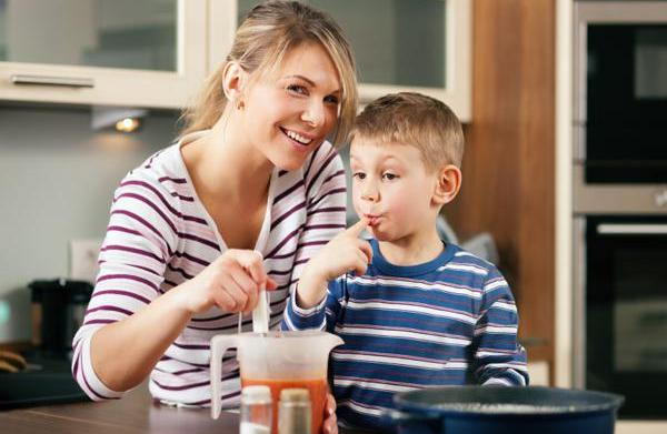 10 Healthy family food tips