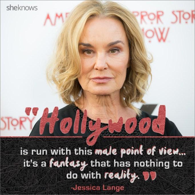 Jessica Lange quote