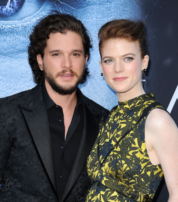 Every 'Game of Thrones' actor's relationship status: Kit Harington
