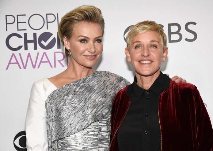 Portia de Rossi Officially Quit Acting,