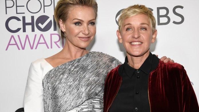 Portia de Rossi Officially Quit Acting,