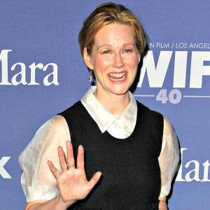 Laura Linney's baby shocker: Welcome to