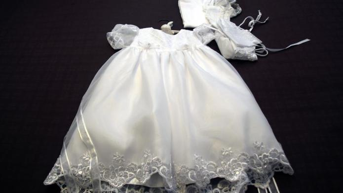 6 Ridiculously over-the-top christening gowns