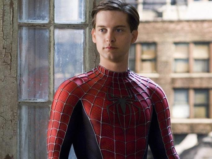 Here's every actor who has ever played Spider-Man: Tobey Maguire