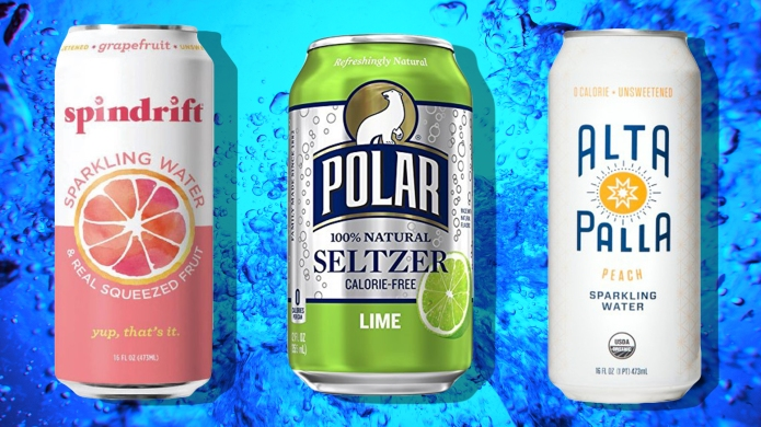The Most Delicious Seltzer Waters to