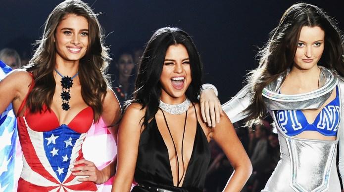 Selena Gomez slams Victoria's Secret Fashion