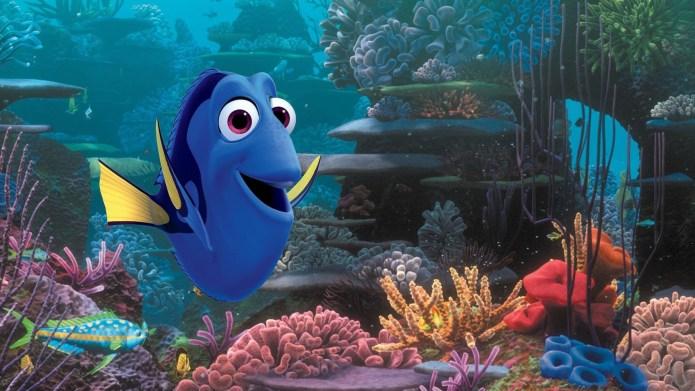 Finding Dory vs. Finding Nemo: 7