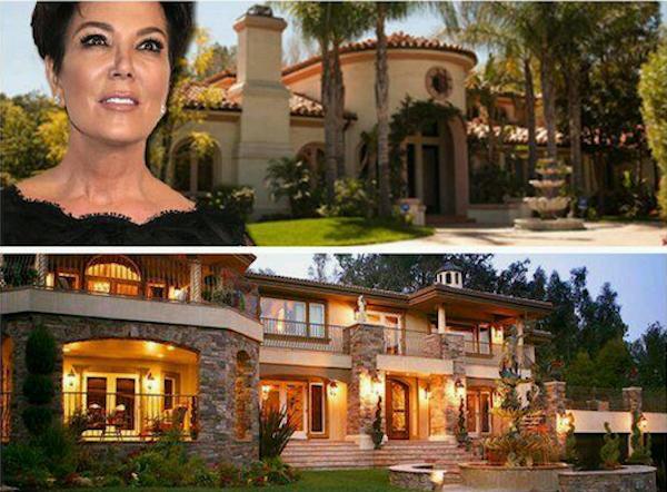 Kris Jenner's house