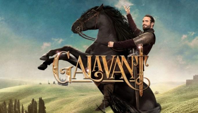 Still from Galavant