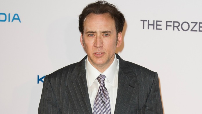 World's most unlikely pals Nicolas Cage