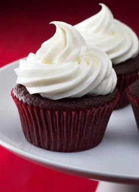 Vegan Chocolate Raspberry Cupcakes