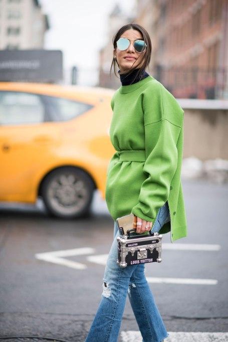 Ways To Wear A Turtleneck | Green Monster