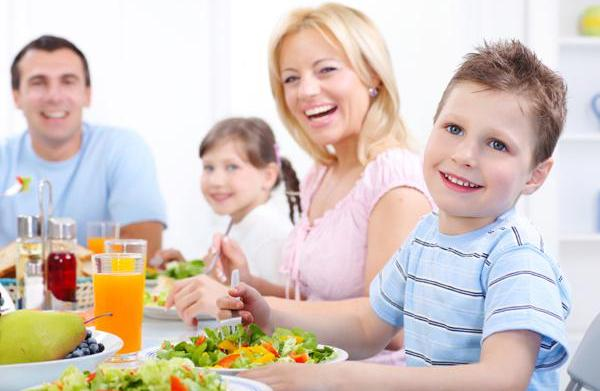 Breaking bread: The importance of family