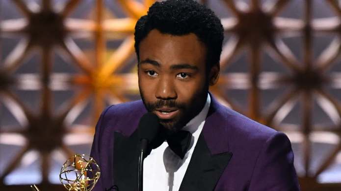 Donald Glover Reveals Baby News During