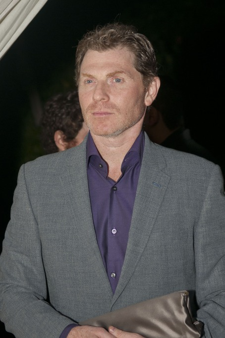 Bobby Flay on the red carpet