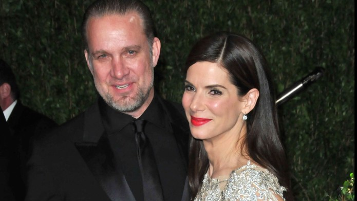 Sandra Bullock's Ex Jesse James Actually