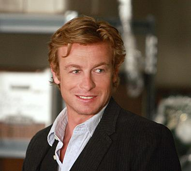 Simon Baker on The Mentalist and