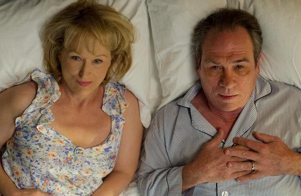 Meryl Streep takes Tommy Lee Jones