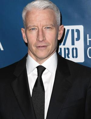 Anderson Cooper is GLAAD's media darling