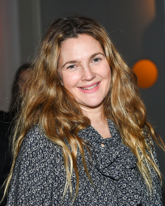 Celebrities Who are Honest About Aging: Drew Barrymore, 42 years old