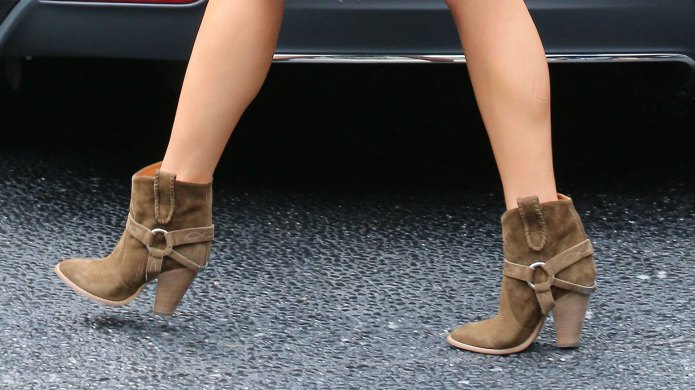 17 Ways to rock ankle booties