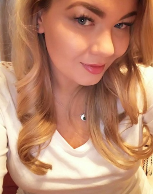 Amber Portwood selfie