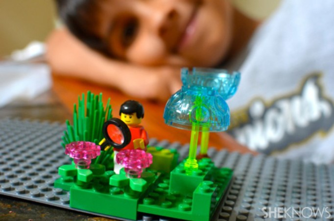 Creative home schooling projects