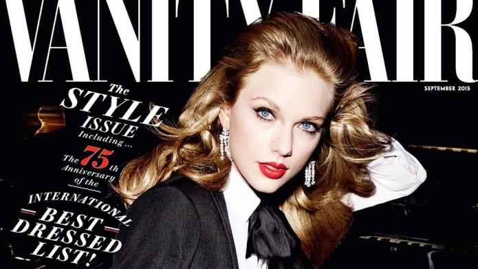 Taylor Swift's Vanity Fair interview: 9