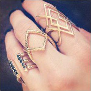 Fabulous rings for Valentine's Day gift