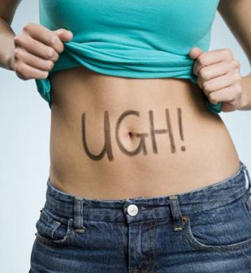 5 Reasons you're bloated and how