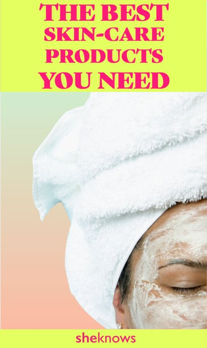 """Pin It! """"The Best Skin-Care Products You Need"""""""
