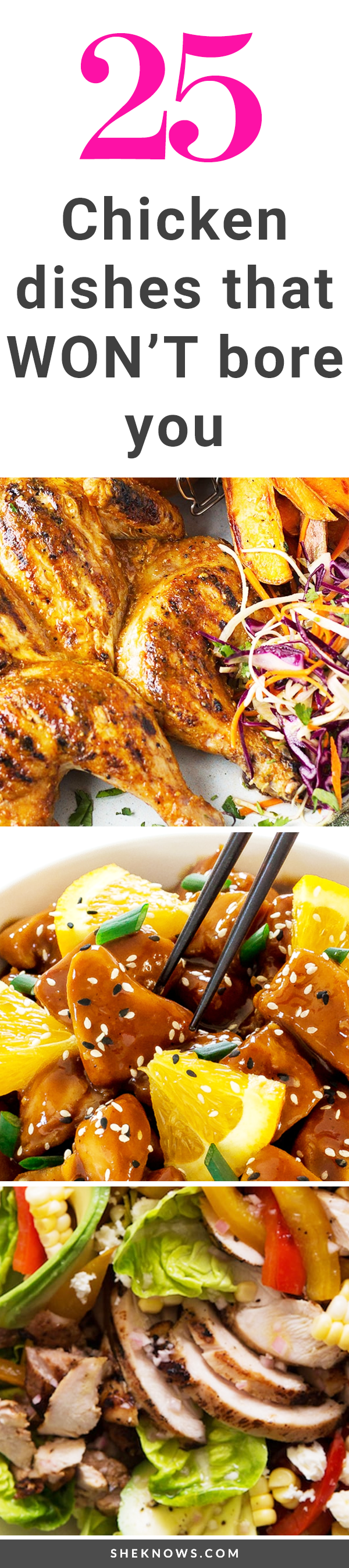 25 Chicken Dishes That Won T Bore The Hell Out Of You And Your Family Page 16 Sheknows