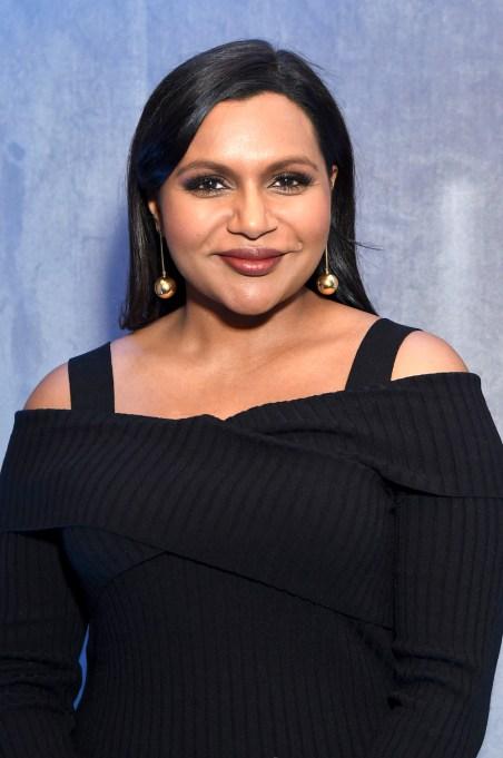 Mindy Kaling at Hulu Upfront 2018