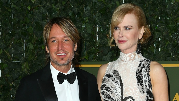 Keith Urban reveals his father only